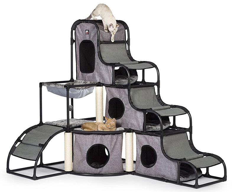 The Catville Tower by Prevue Pet Products