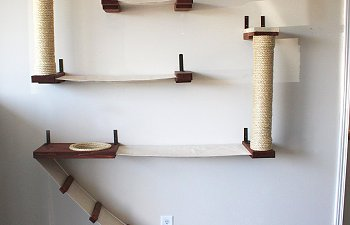 "Cat Trees: 10 Designs That Will Make You Go ""wow!"""