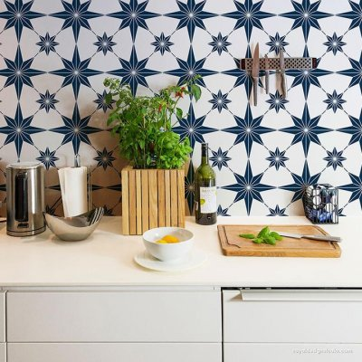 6351S_blue_and_white_modern_kitchen_backsplash_painting_geometric_star_tile_stencils_modern_st...jpg