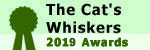 Cat's Whiskers Award for 2019