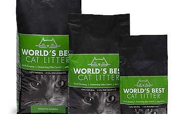 World S Best Cat Litter Clumping Formula Reviews