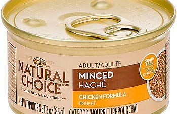 Nutro Naturals Canned Cat Food