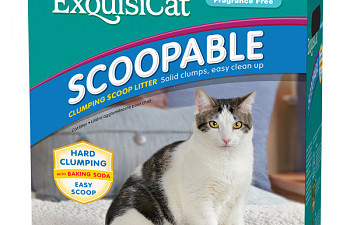 Paws Premium Scoopable Cat Litter