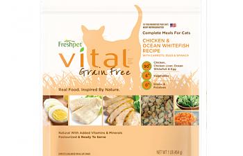 Freshpet Vital Grain Free Cat Food Reviews