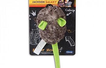 Petmate jackson galaxy motor mouse with catnip thecatsite for Jackson galaxy amazon