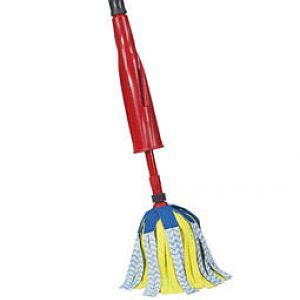 Do you use a wet mop on your floors? If so, what type?