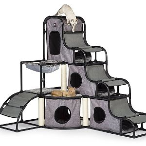 "Cat Trees: 12 Designs That Will Make You Go ""wow!"""