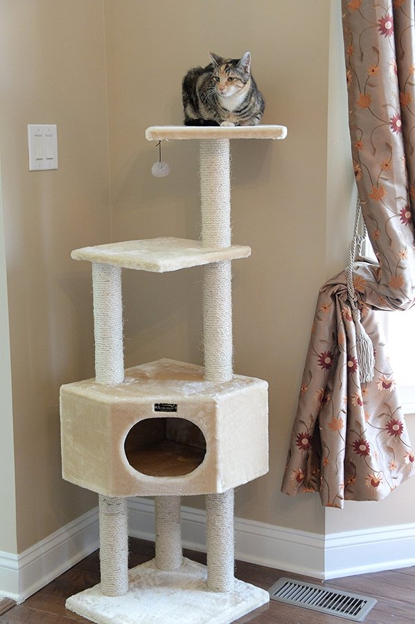 "Here's why you need a cat tree (and how to choose one). Cat Trees: 12 Designs That Will Make You Go ""wow!"""